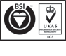 ISO 27001 badge
